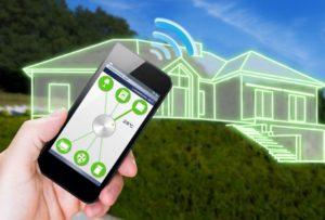 Sicherheit mit Smart Home
