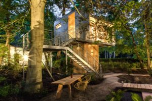 URLAUBSARCHITEKTUR The Urban Treehouse Ansicht007 © Laura Fiori