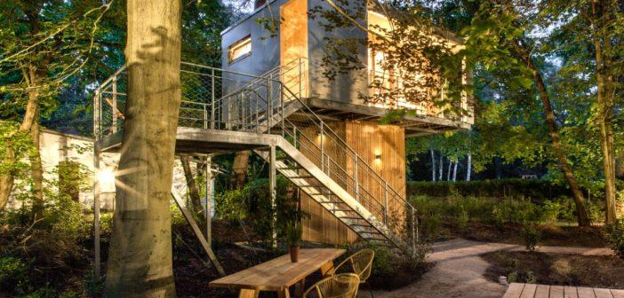 URLAUBSARCHITEKTUR The Urban Treehouse Ansicht007 © Laura Fiori