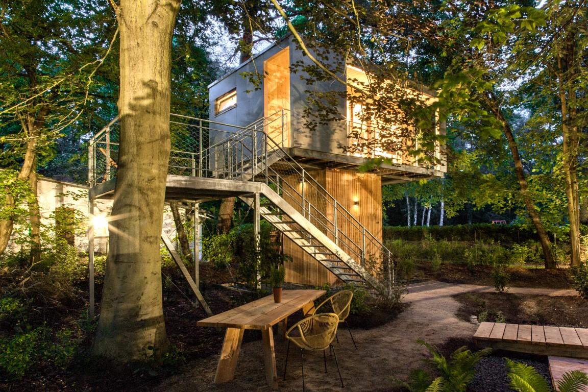 Inspirierender urlaub f r architekten design ferienh user for Urlaub haus mieten