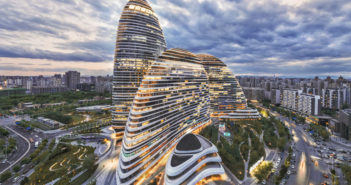 Peking, China - Wangjing Soho