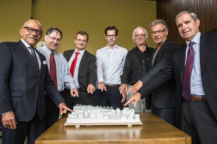 architekturwettbewerb campus neubau kuma hat gewonnen