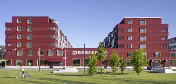 Prix Lignum 2015 - Genossenschaft für selbstverwaltetes Wohnen